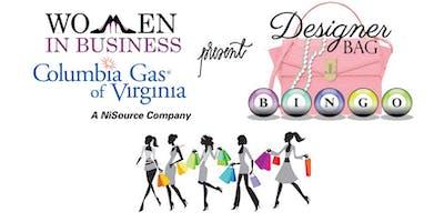 Women In Business Designer Handbag BINGO