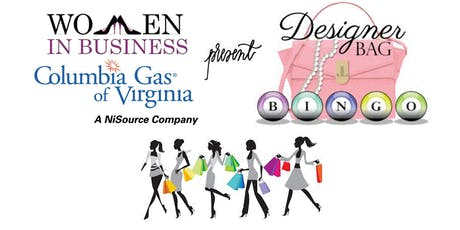Women In Business Designer Handbag BINGO tickets