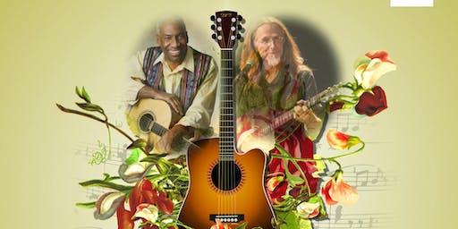 Reggie Harris and Pat Wictor