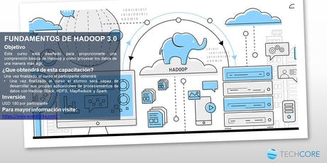 FUNDAMENTOS DE HADOOP 3.0 tickets