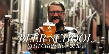 Beer School: Take a Walk on the Sour'd Side tickets