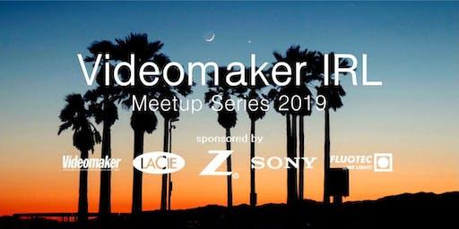 Videomaker IRL Videographer/Filmmaker Evening Mixer - November 2019 - Los Angeles