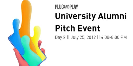 University Alumni Pitch Event Day 2
