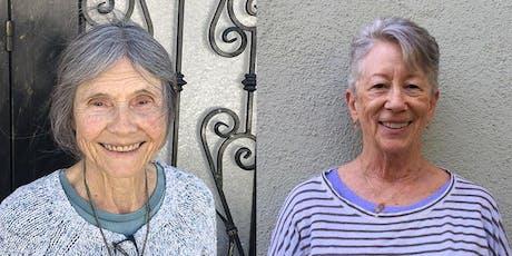 Ann Buxie and Jean Colonomos tickets