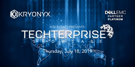 Techterprise Showcase - Dell EMC tickets
