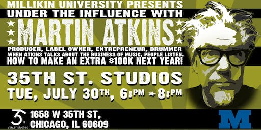 How to Make an Extra $100k in the Next Year with Martin Atkins
