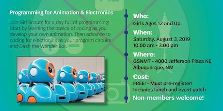 Innovate & Create Programming Workshop - ABQ tickets