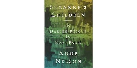 Suzanne's Children: A Daring Rescue in Nazi Paris tickets