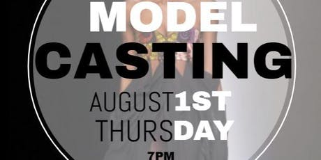 DSB Model Casting Call  tickets