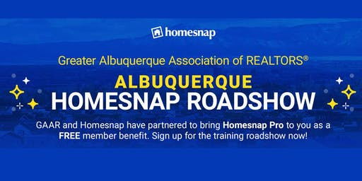 Homesnap Roadshow! A Guide to Using the Homesnap National Home Search Platform!