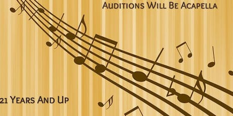 Gospel Singing and Rappers Audition for Competition in Nov. tickets