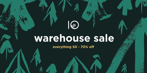 tentree Warehouse Sale