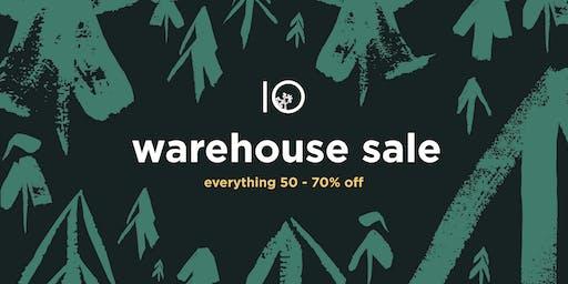 tentree Warehouse Sale