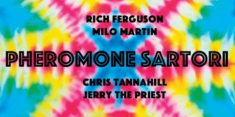 Pheromone Sartori tickets