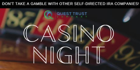 Dallas Casino Night tickets