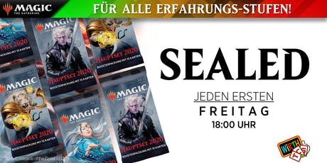 Magic: SEALED - Hauptset 2020 Saison Tickets