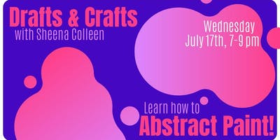 Drafts and Crafts: Abstract Painting