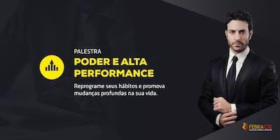 [TERESINA] Palestra: Poder e Alta Performance 16/07
