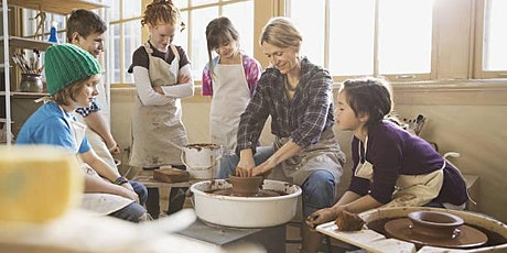After School Kids Pottery Class (Tuesday)- Toronto tickets