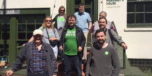 Action Day in Bethnal Green