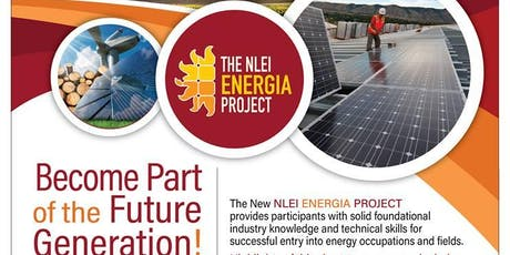 Register- Energy Project Workshop tickets