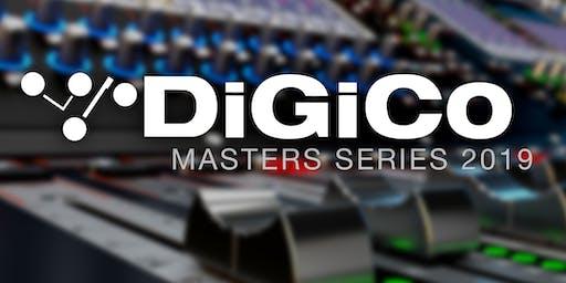 DiGiCo Masters Series Sacramento Area