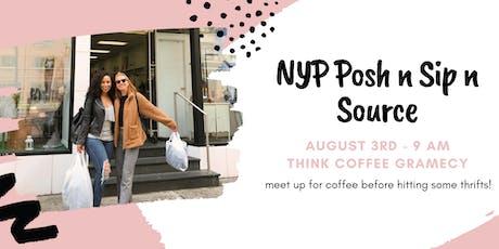 NYP Posh N Sip N Source tickets