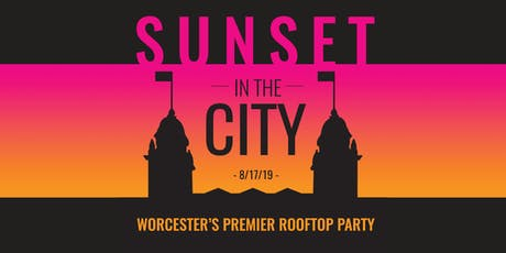 Sunset in the City: Rooftop Party tickets