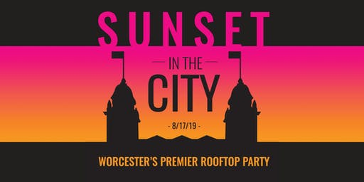 Sunset in the City: Rooftop Party