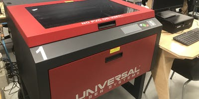 Basic Use and Safety: Laser Cutter