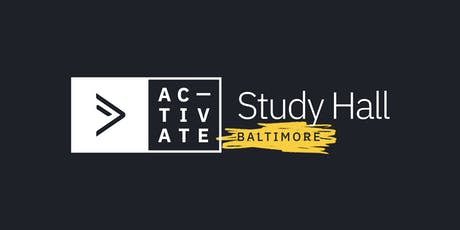 ActiveCampaign Study Hall | Baltimore tickets