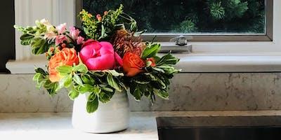Summer Bow Making & Floral Workshop