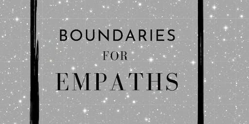 Boundaries for Empaths.