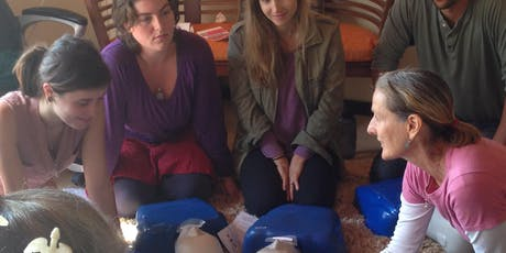 Redwood City: A RED CROSS Adult-Pediatric CPR-AED and First Aid Class tickets