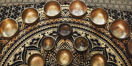 Sound Bath Crystal Ashram Meditation in Crofton, MD tickets