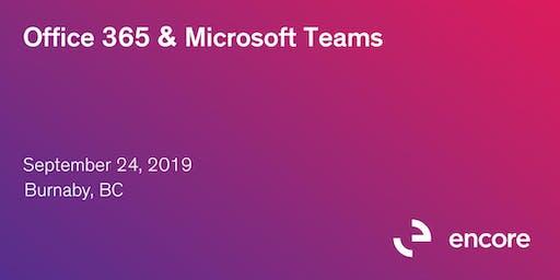 Office 365 & Microsoft Teams