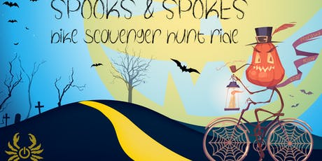 Wear Yellow Nebraska Presents: The Spooks & Spokes Bike Scavenger Hunt Ride II tickets