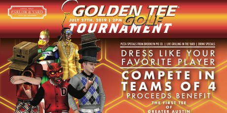 Golden Tee Golf Tournament Benefitting The First Tee of Greater Austin tickets