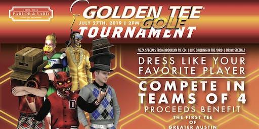 Golden Tee Golf Tournament Benefitting The First Tee of Greater Austin