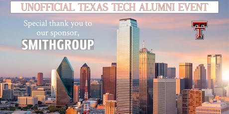 Unofficial Texas Tech Alum - CRE Industry Happy Hour tickets