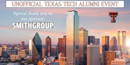 Unofficial Texas Tech Alum - CRE Industry Happy Hour