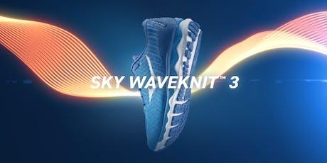 Fleet Feet Running Club: Mizuno Wave Sky Waveknit 3 Demo Run tickets