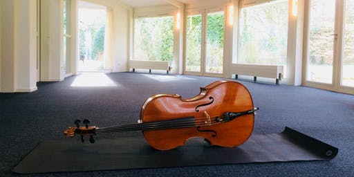 YOGA, CELLO & GATHERING