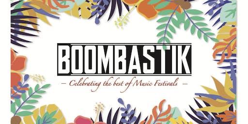 Boombastik - The Best of Music Festivals