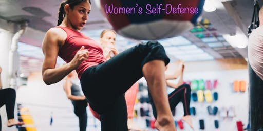 The Women and Teen Girls Self Defense Course