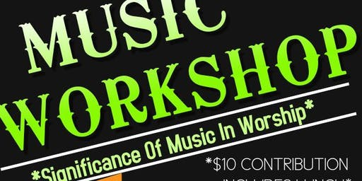 Illinois State Choir Music Workshop