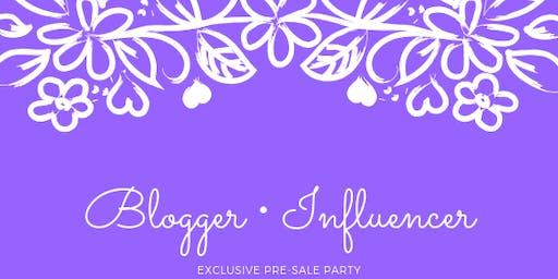 Blogger • Influencer Pre-sale Party | Mt Vernon Fall 2019