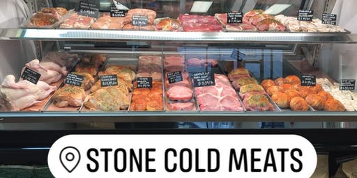 Stone Cold Meats Parking Lot Party