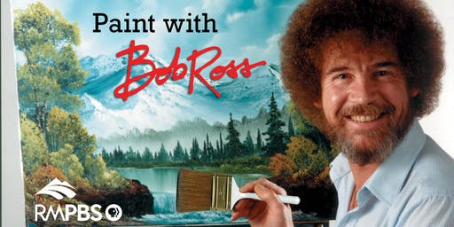 Paint with Bob Ross
