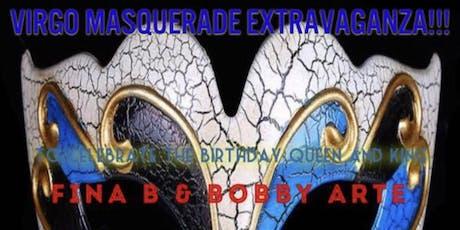 MASQUERADE  EXTRAVAGANZA!!! tickets